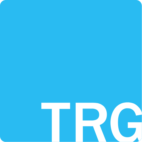 The TRG Group Logo